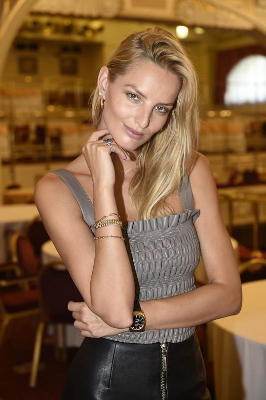Kociánovou v roli ambasadorky modelingové soutěže letos její partner nepodpoří.