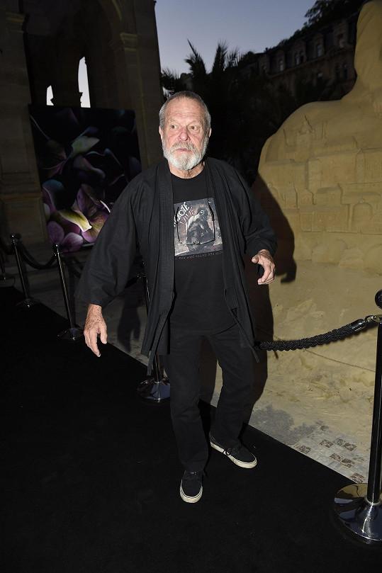 Terry Gilliam se po 12 letech vrátil do Karlových Varů.