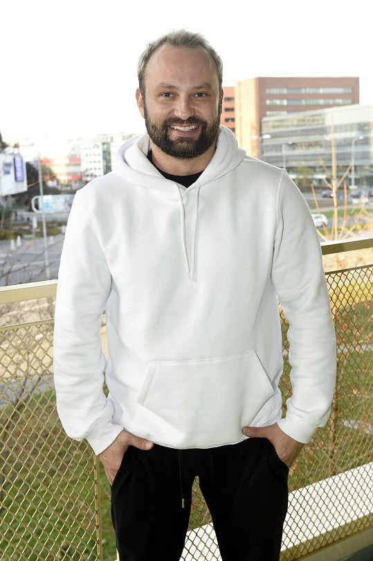 Marek Dědík během nouzového stavu tanec netrénuje.