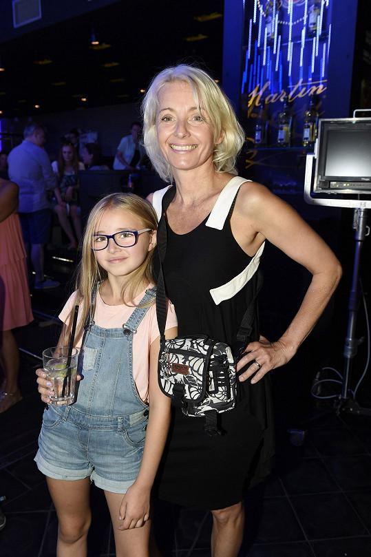 Kordulka Stropnická s maminkou Veronikou Žilkovou