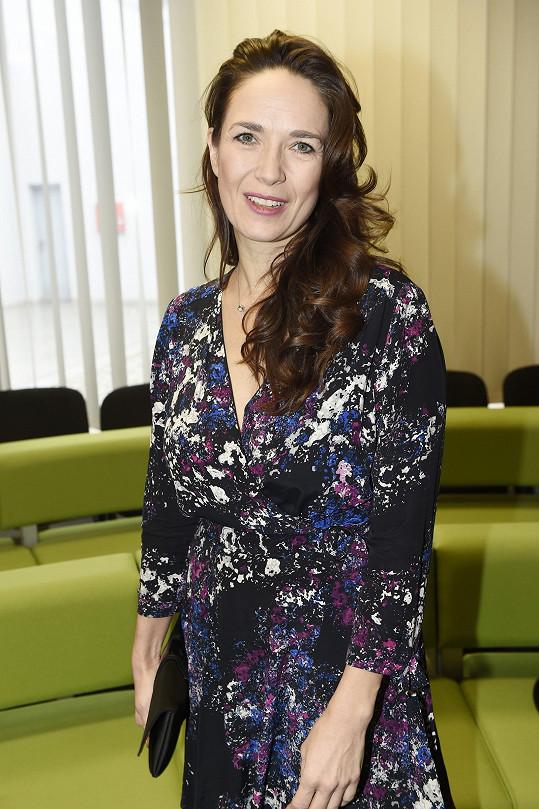 Tereza Kostková má štěstí na režiséry.