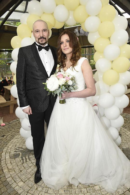 Bohuš Matuš se oženil.