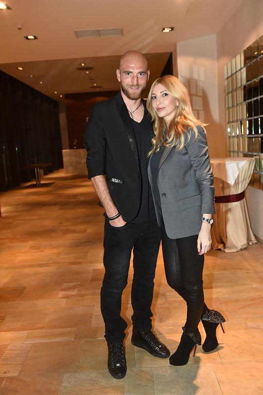 Ivana Mentlová a Martin Latka tvoří pár už více jak dva roky.