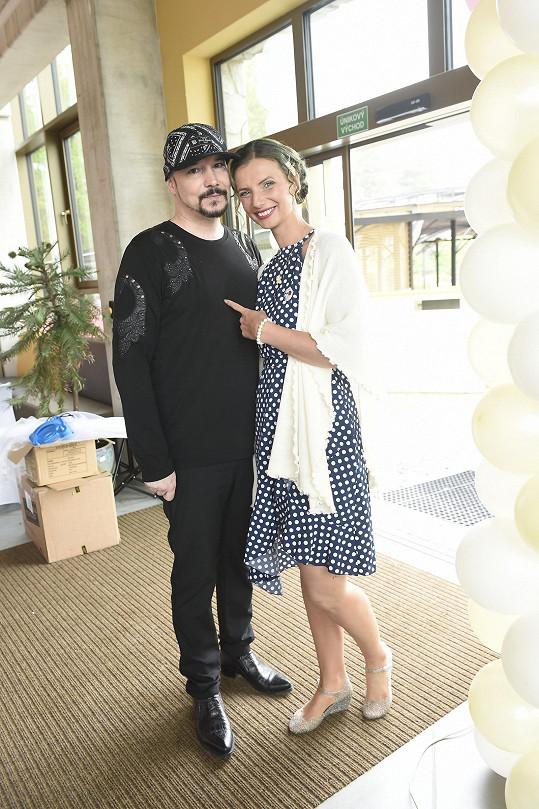 Monika Sommerová s Bohušem Matušem vystupují v muzikálech.