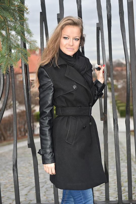 Žofie Demková je dcerou legendární princezny Lady.