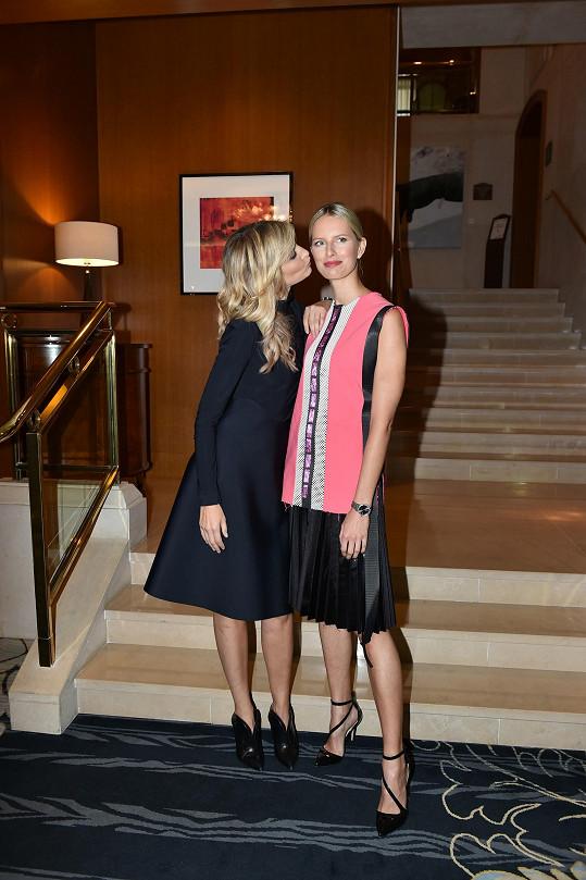 Tereza Maxová a Karolína Kurková ozdobí večerní charitativní módní show.
