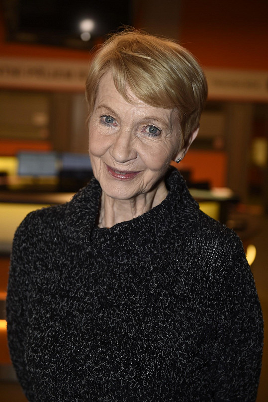 Daniela Kolářová je stále velmi aktivní herečkou.