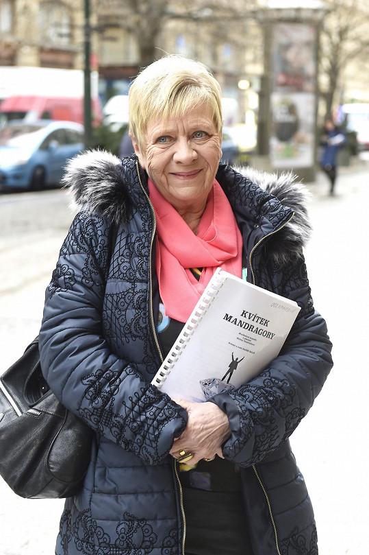 Obermaierová kývla na novou práci i přes zdravotní potíže.