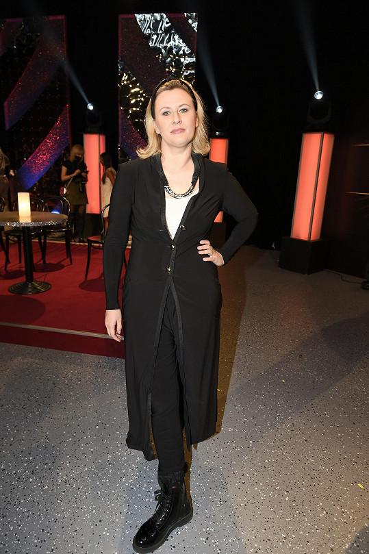Tereza Černochová je jednou z hvězd nové řady StarDance.