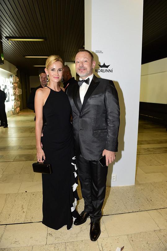DJ Lucca s manželem Michalem Dvořákem
