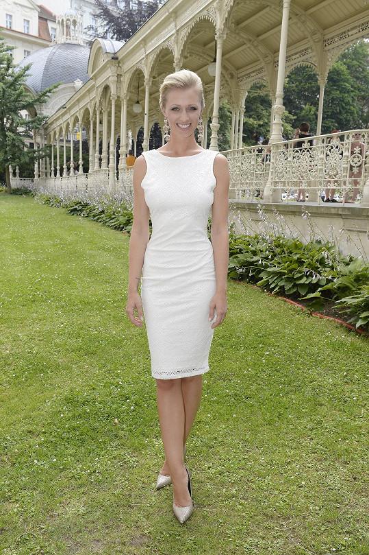 Veronika Kašáková vypadá nádherně.