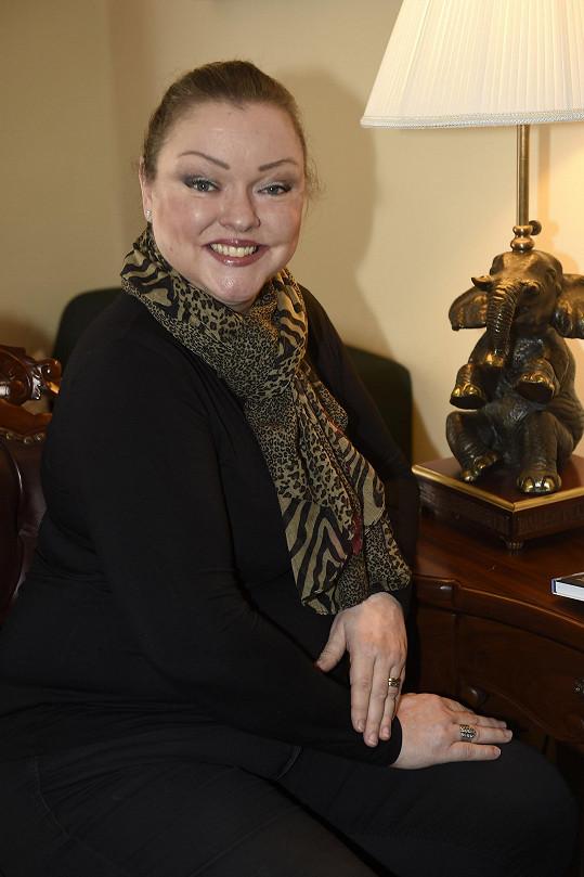 Dominika Gottová je ve Finsku, odkud se dle svých slov zanedlouho vrací.
