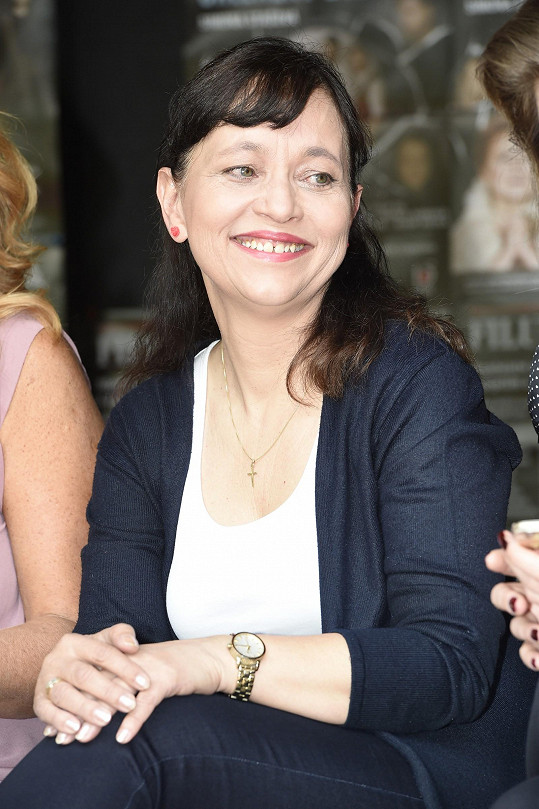 Mihulová si na letní scéně zahraje v představení Skořápka.