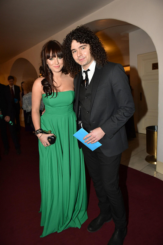 Ewa Farna s přítelem Martinem Chobotem