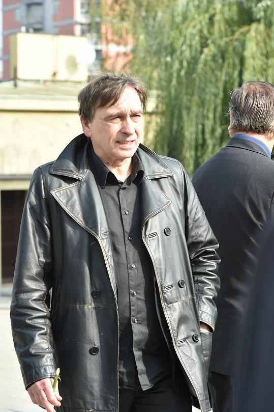 Seriálový parťák Svobodové Ondřej Pavelka