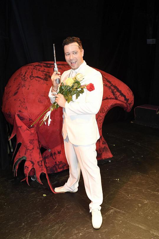 Michal Kavalčík jako Nick Carter