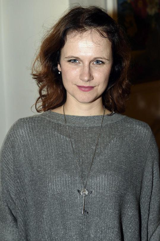 Proslavila ji role Jindřišky v populárním snímku Pelíšky.