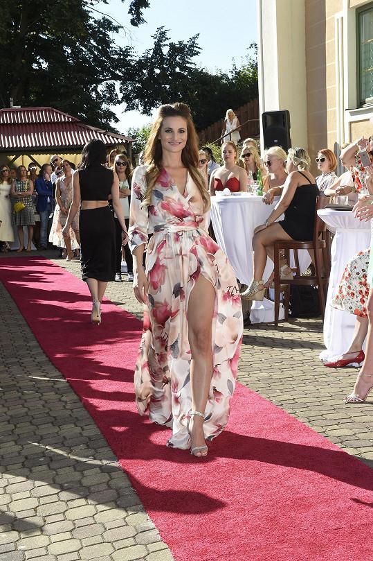 Andrea Verešová tyto modely navrhla.