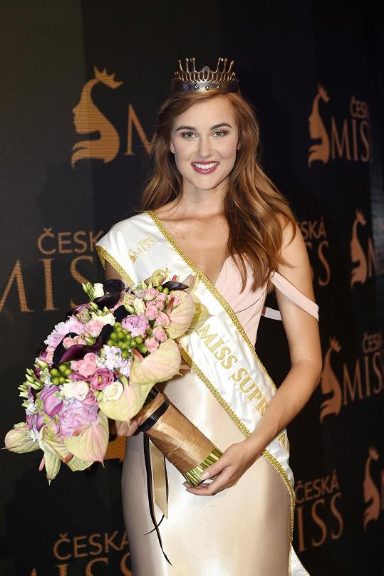 Je Českou Miss Supranational.