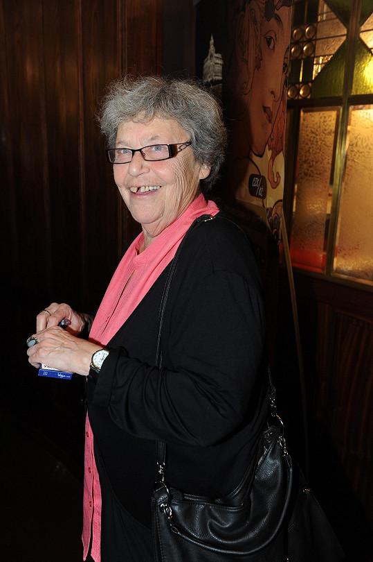 Pozvání do Obecního domu přijala také Lilian Malkina.
