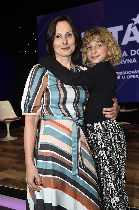 Zdeňka Žádníková se svou dcerou Zuzankou
