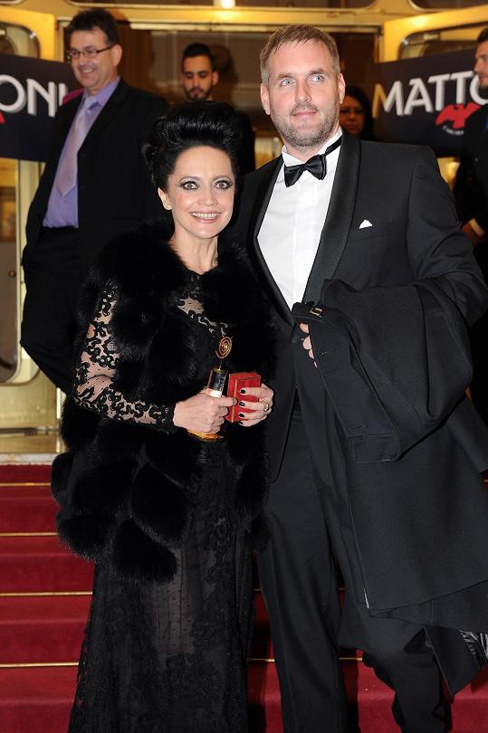 Lucie Bílá už je prý s Petrem Makovičkou jen kamarádka.