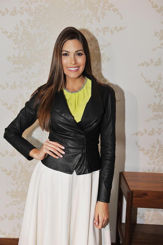 Držitelka titulu Miss Universe Gabriela Isler je opravdu nádherná žena.