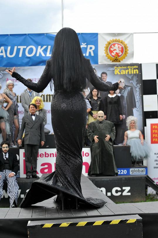 Lucie zezadu
