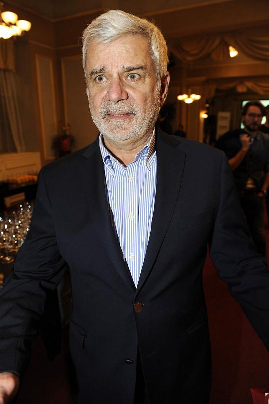 Petr Štěpánek nedávno přiznal, že vyženil dceru.