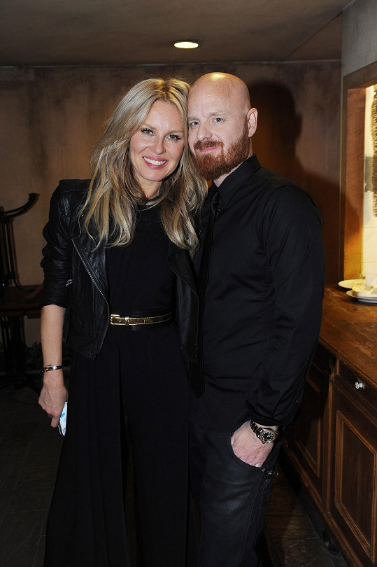 S manželem Karlem Vágnerem