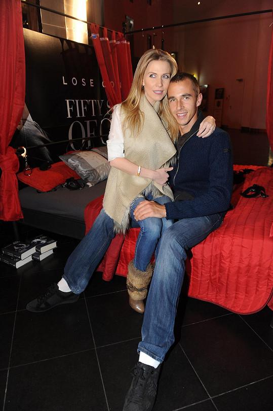 Rosol se loni rozvedl s Michaelou Ochotskou.
