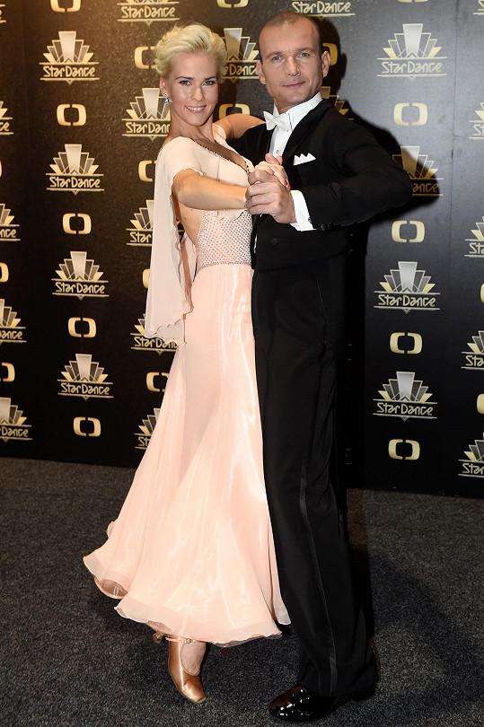 Dalibor Gondík a Alice Stodůlková jsou dokonalým párem