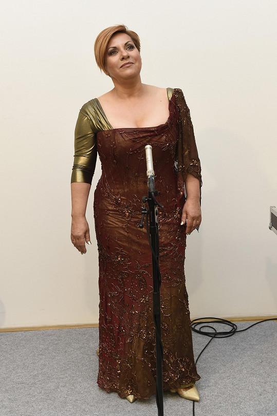 Operní pěvkyně jako ji známe