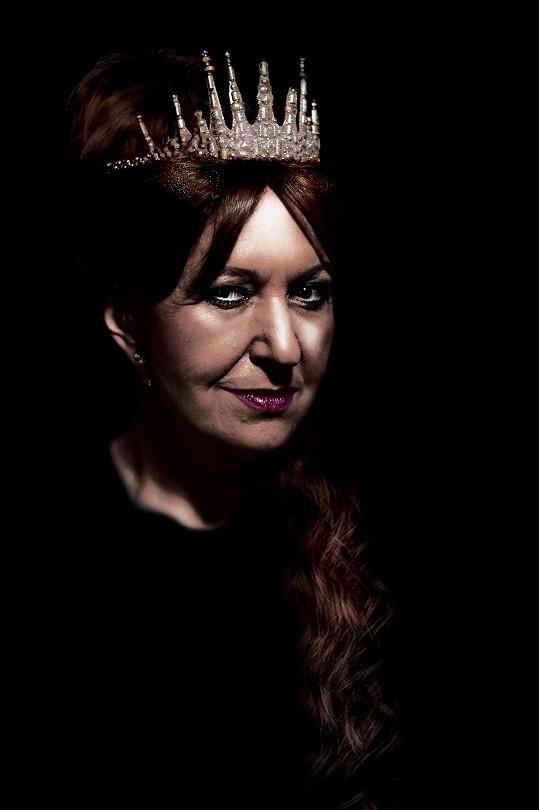 Světová operní hvězda Eva Urbanová si zahraje v premiéře Tróji.