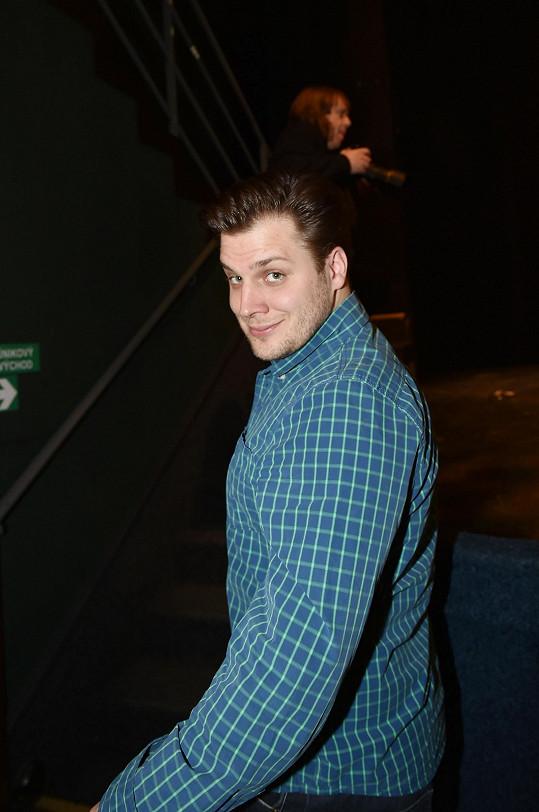 Tomáš Savka bude hrát v muzikálu Atlantida.