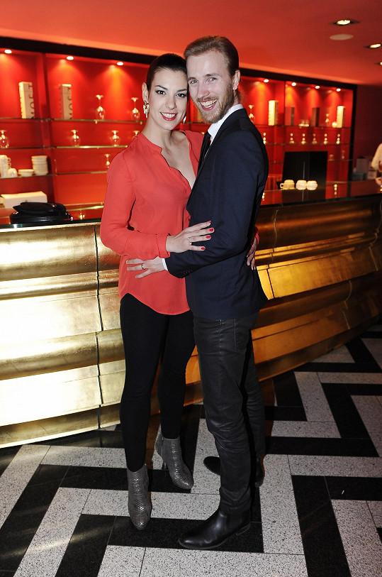 Marta s manželem Jakubem na archivním snímku.