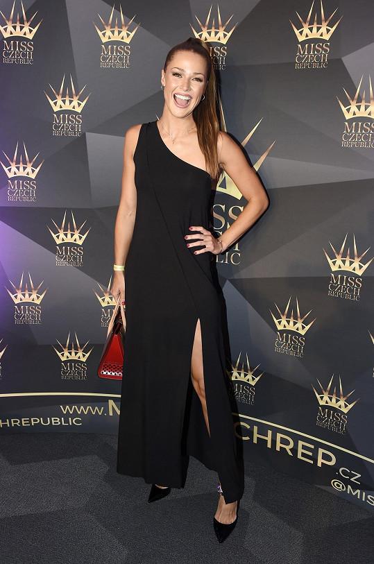 Aneta Vrzalová patří mezi nejkrásnější muzikálové herečky.