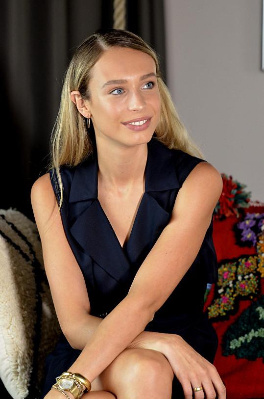 Loiza se svěřila, jaké jsou její cíle a sny coby modelky.