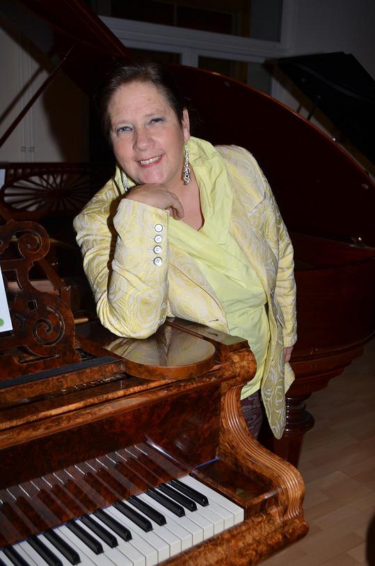Kathy vystoupí 21. února v hotelu Svornost.