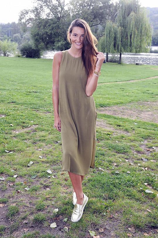 Nikol Švantnerová chce zkusit modeling v zahraničí.