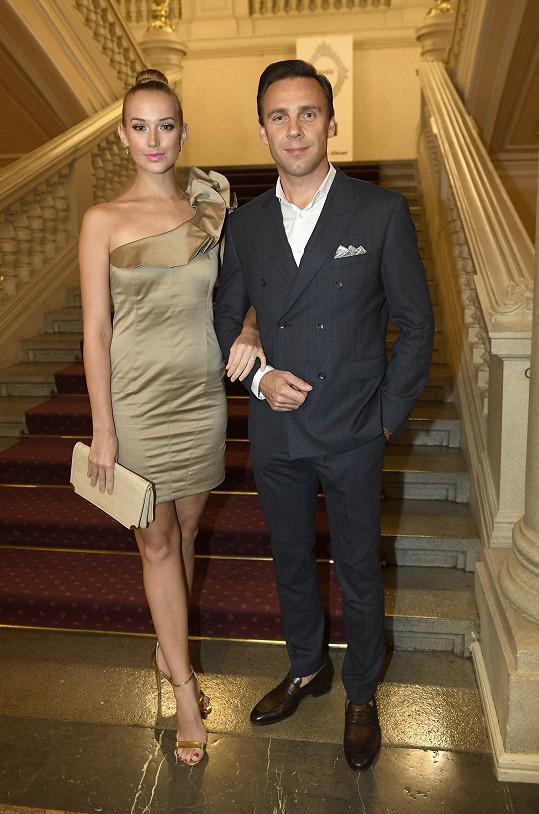 Roman a Petra Vojtkovi čekají první společné dítě.