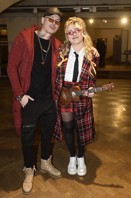 Zpěvačka Elis Mraz a slovenský rapper Čis T se utkají v národním kole Eurovision song CZ 2020.