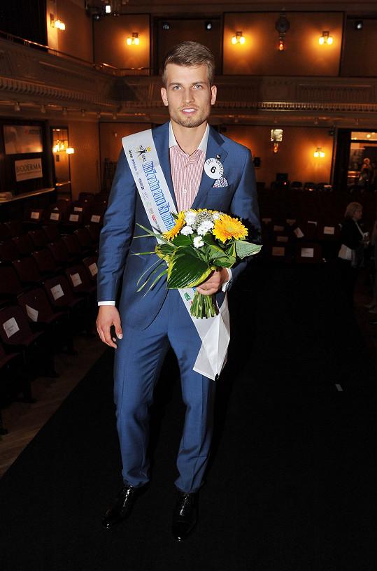Vítězem Muže roku se stal budoucí právník Tomáš Dumbrovský.