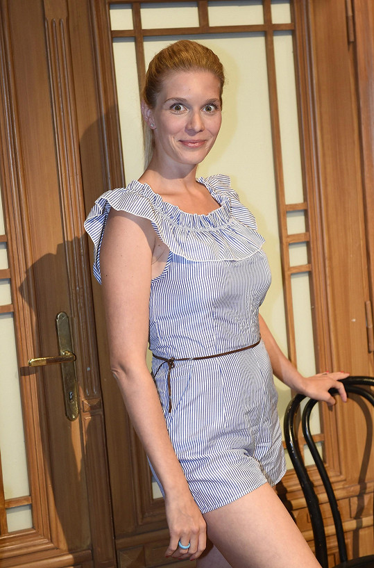 Herečka je autorkou nového pořadu Tance z pohádkového rance.