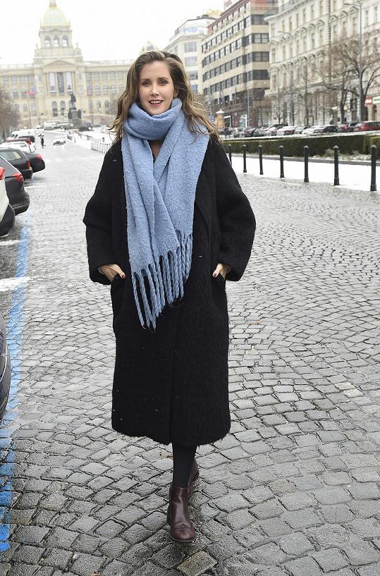 Jana Bernášková je známá například ze seriálu Vyprávěj.