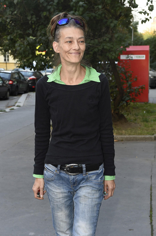 Monika neměla jednoduchý život, jednu její životní etapu ovládal alkohol, deprese a úzkosti.