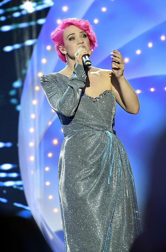 V rámci koncertu vystoupila Tereza Mašková.