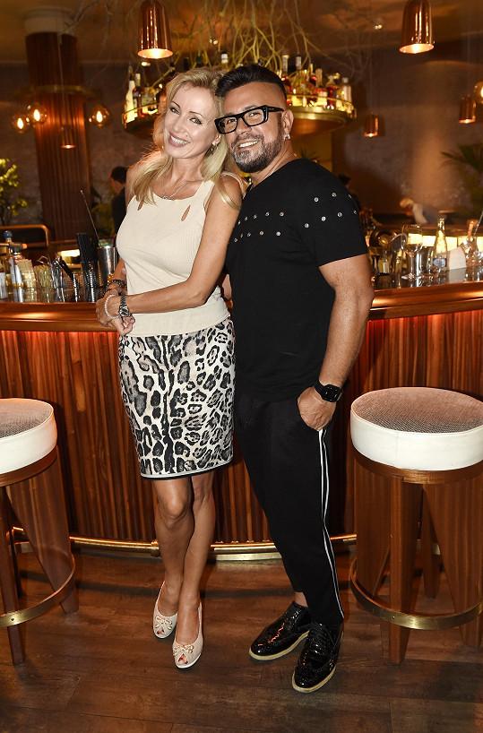 S návrhářem Osmanym Laffitou