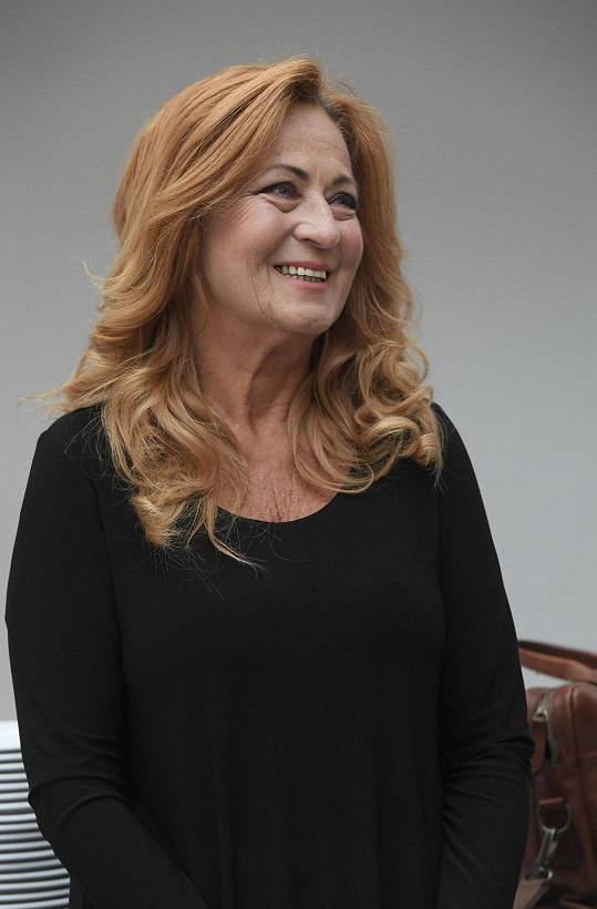 Simona Stašová popsala průběh nemoci covid-19.