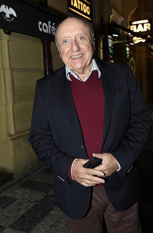 Felix Slováček se vrátil z dovolené v Dominikáně.